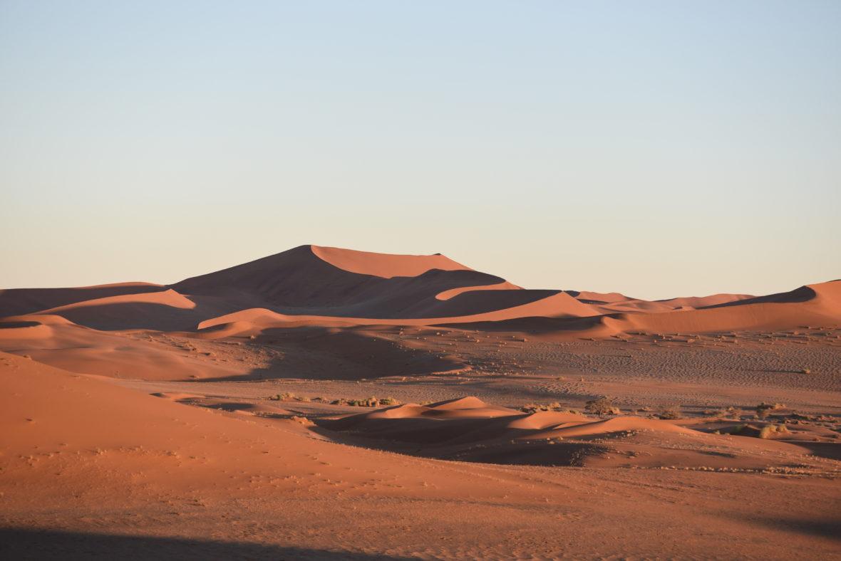 paysage dune sable